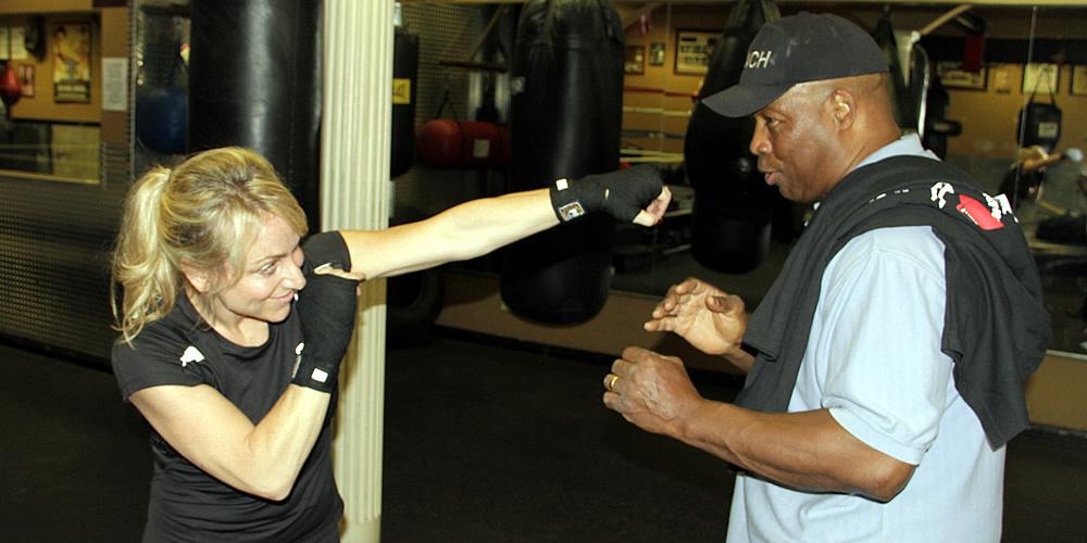 Stan Ward Boxing - Los Angeles